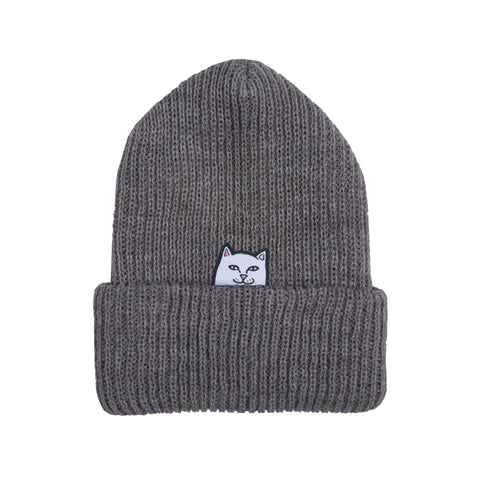 Lord Nermal Beanie (Gray)