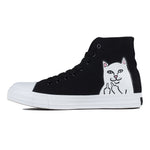 Lord Nermal High-Top Shoes (Black)