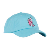 Hugger Dad Hat (Blue)