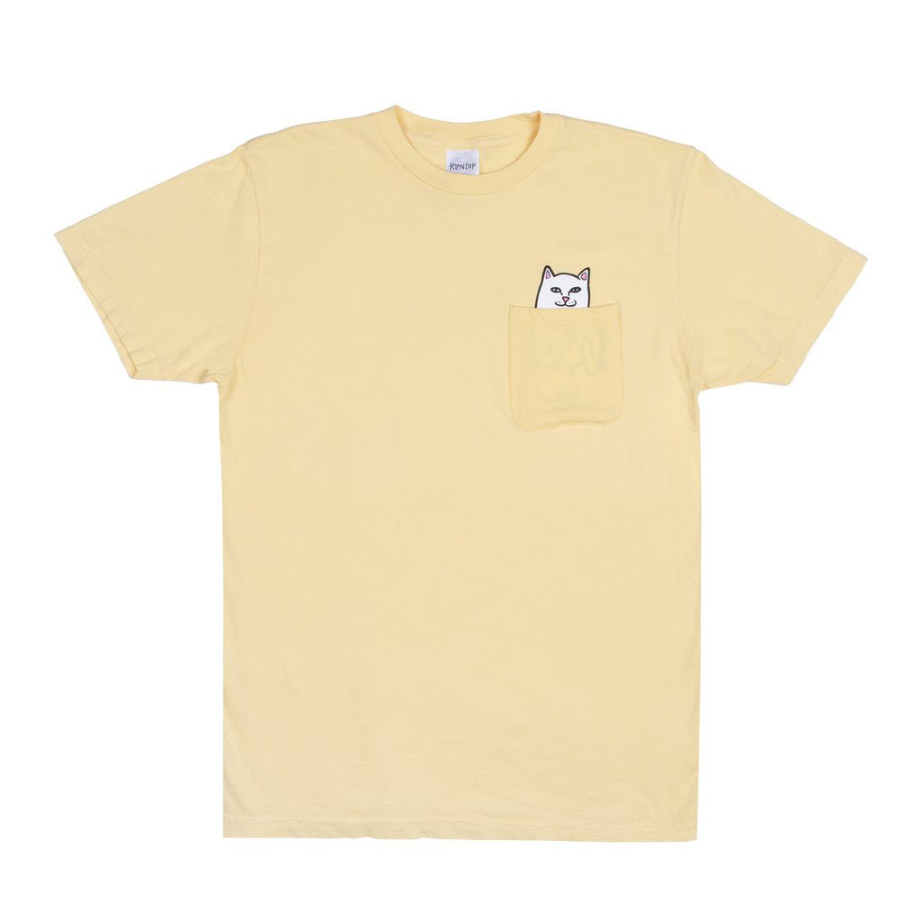 Lord Nermal Pocket Tee (Yellow)