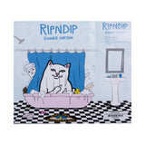 Lord Nermal Shower Curtain