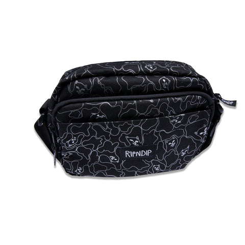 Nermal 3M Shoulder Bag (Line Camo)