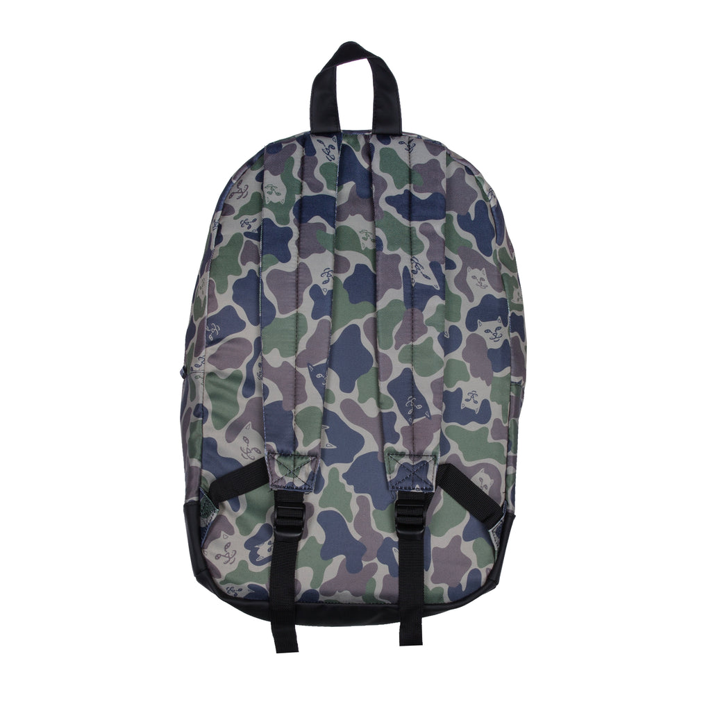 Lord Jermal Backpack (Army Camo)