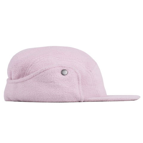 Rubber Stamp Polar Fleece Camp Hat (Pink)
