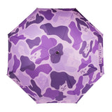 Purple Camo Umbrella