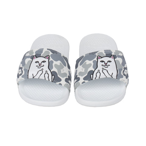 Lord Nermal Slides (Snow Camo)