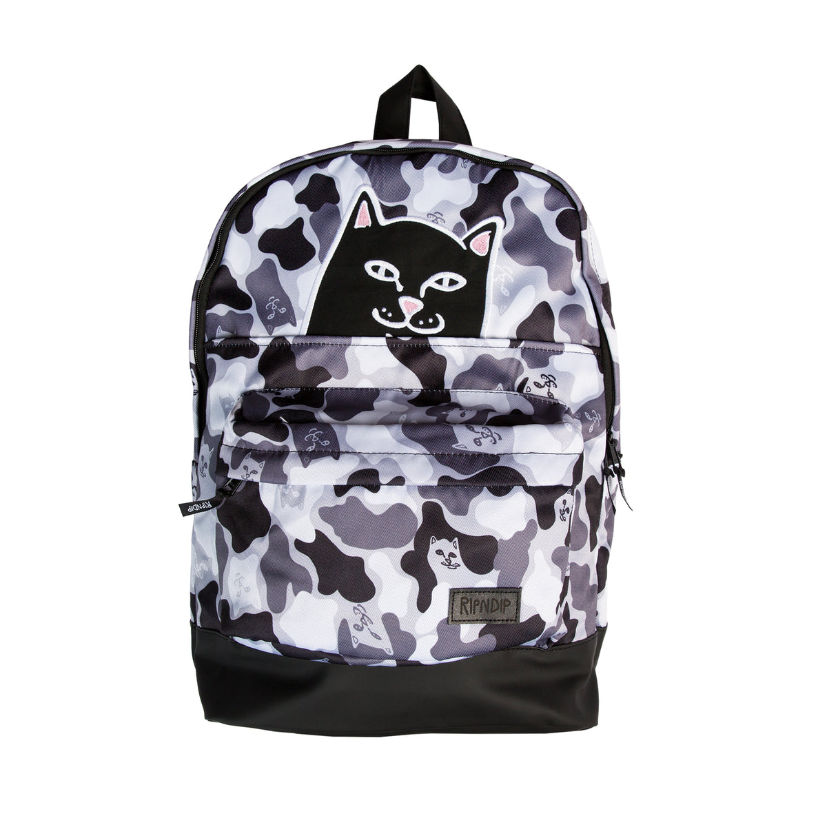 Blizzard Backpack (Black) by Ripndip
