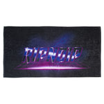 Rave Beach Towel