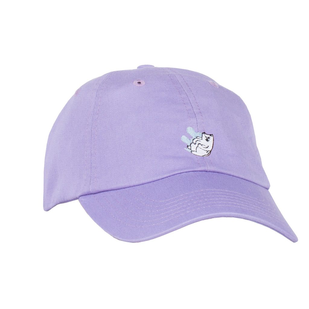 Nermal Splash Dad Hat (Lavender)