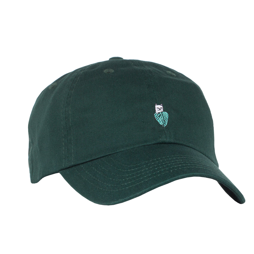 Nermal Leaf Dad Hat (Forest)