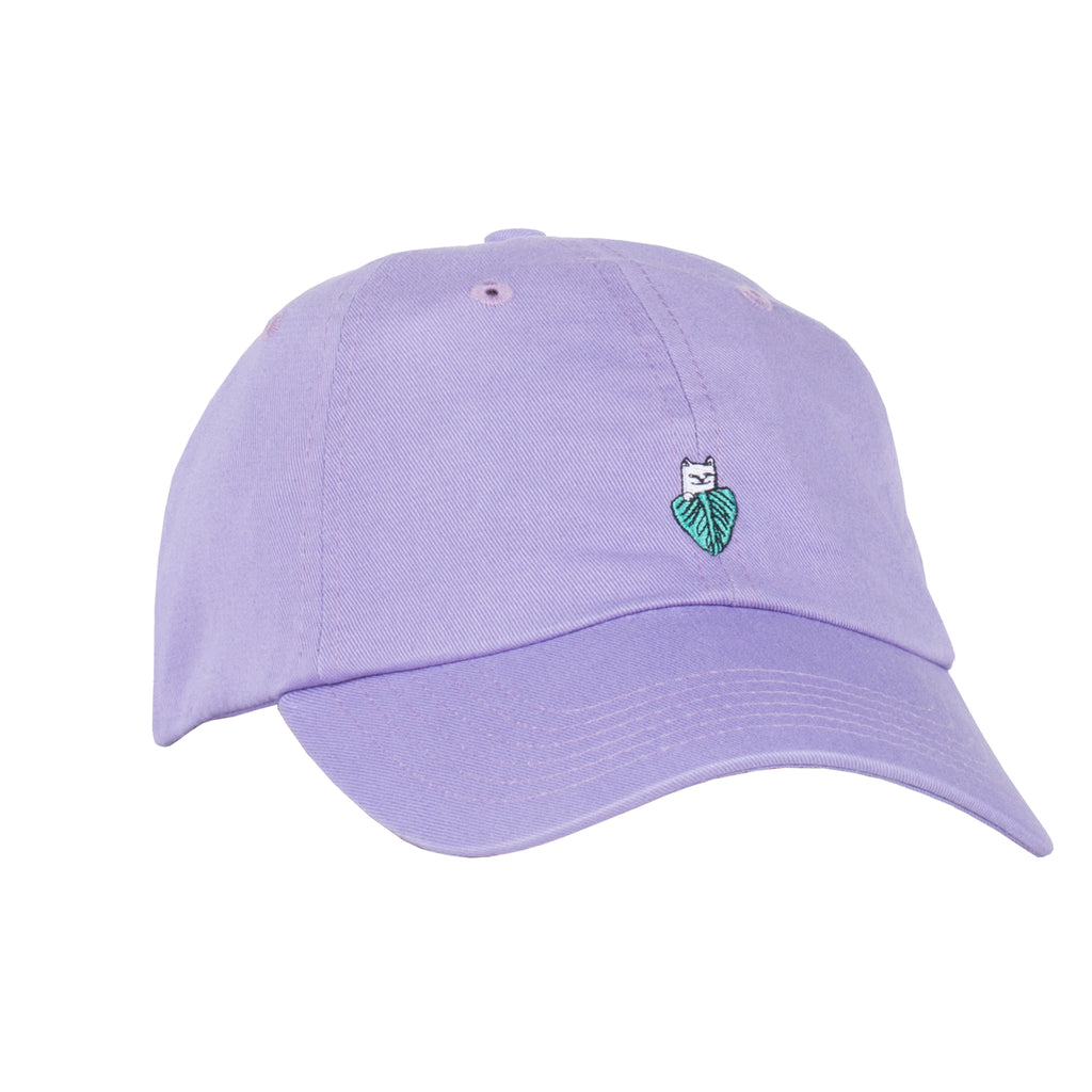 de2fa3e765ebe Nermal Leaf Dad Hat (Lavender)