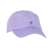 Nermal Leaf Dad Hat (Lavender)