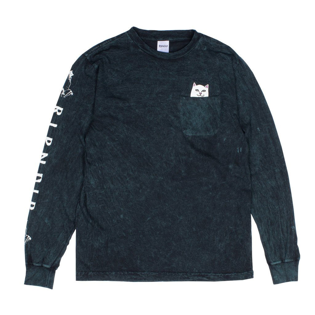 Lord Nermal Pocket L/S (Forest Wash)