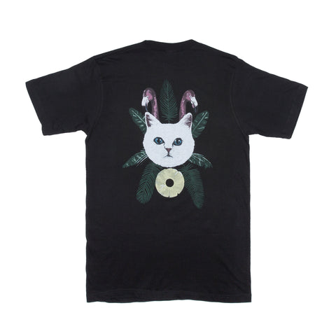 Pineapple Tee (Black)