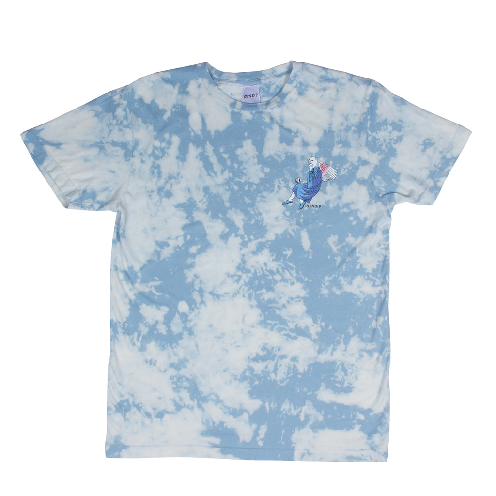 Heaven And Hell Tee (Cloud Wash)