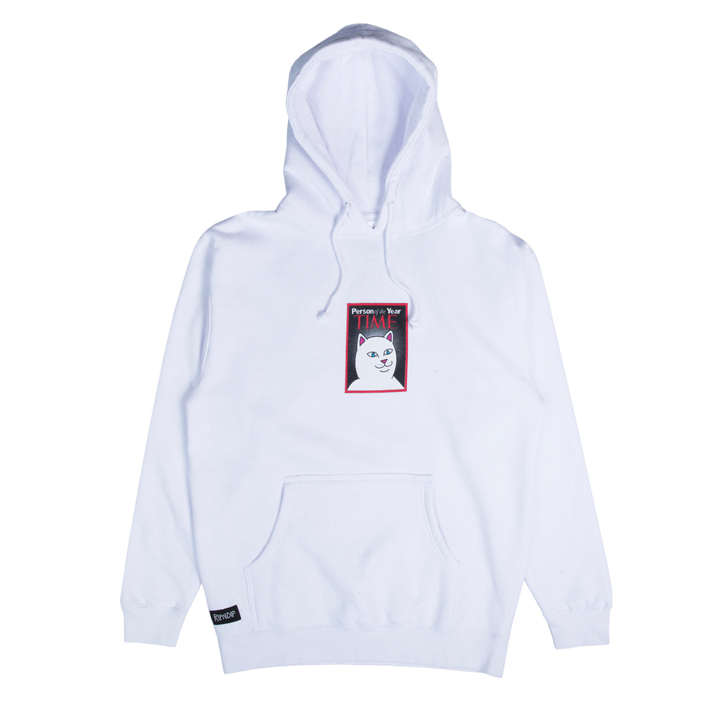 Nerm Of The Year Hoodie (White)