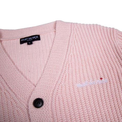 Must Be Nice Cardigan (Pink)