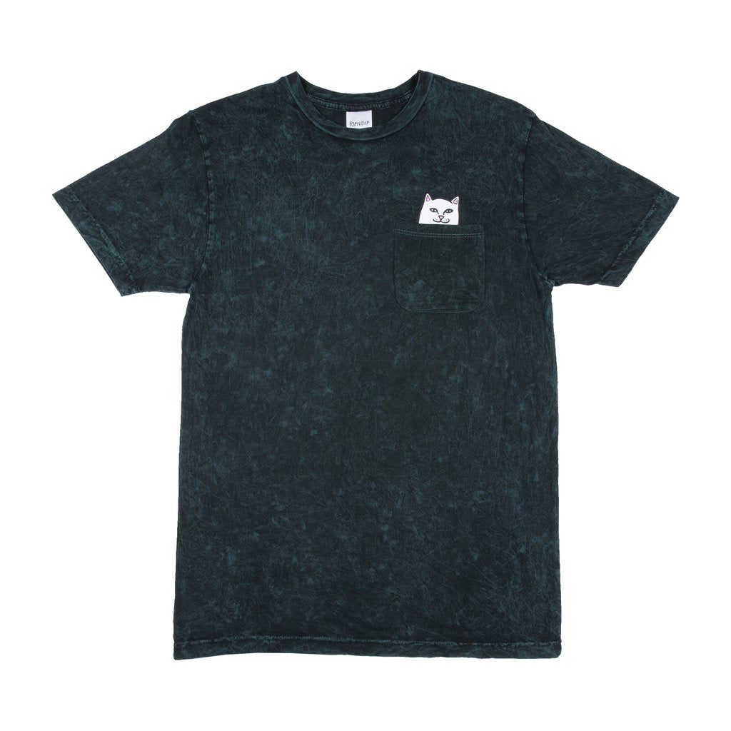 Lord Nermal Pocket Tee (Aqua Mineral Wash)