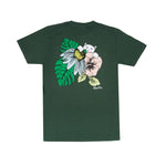 Tropicalia Tee (Hunter Green)