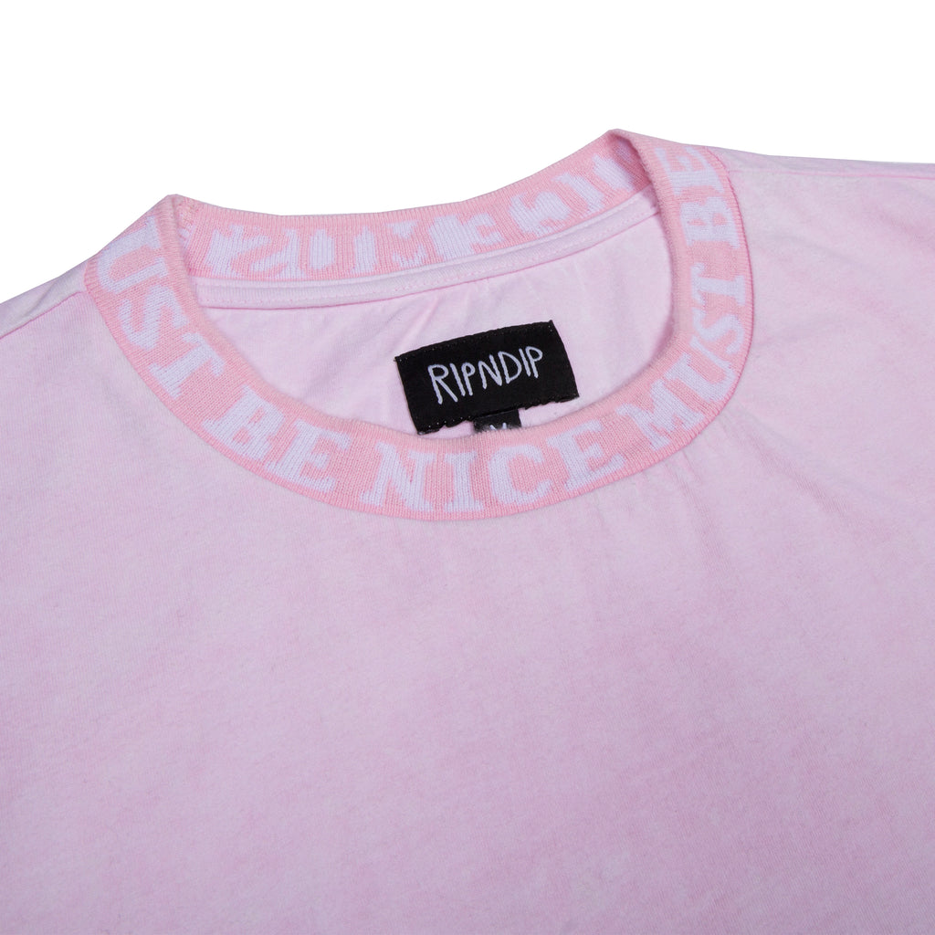 MBN Tee (Pink Mineral Wash)