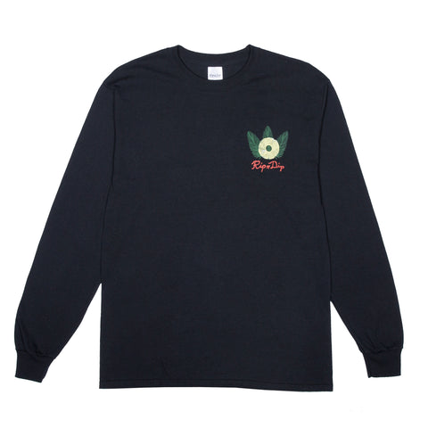 Pineapple L/S (Black)