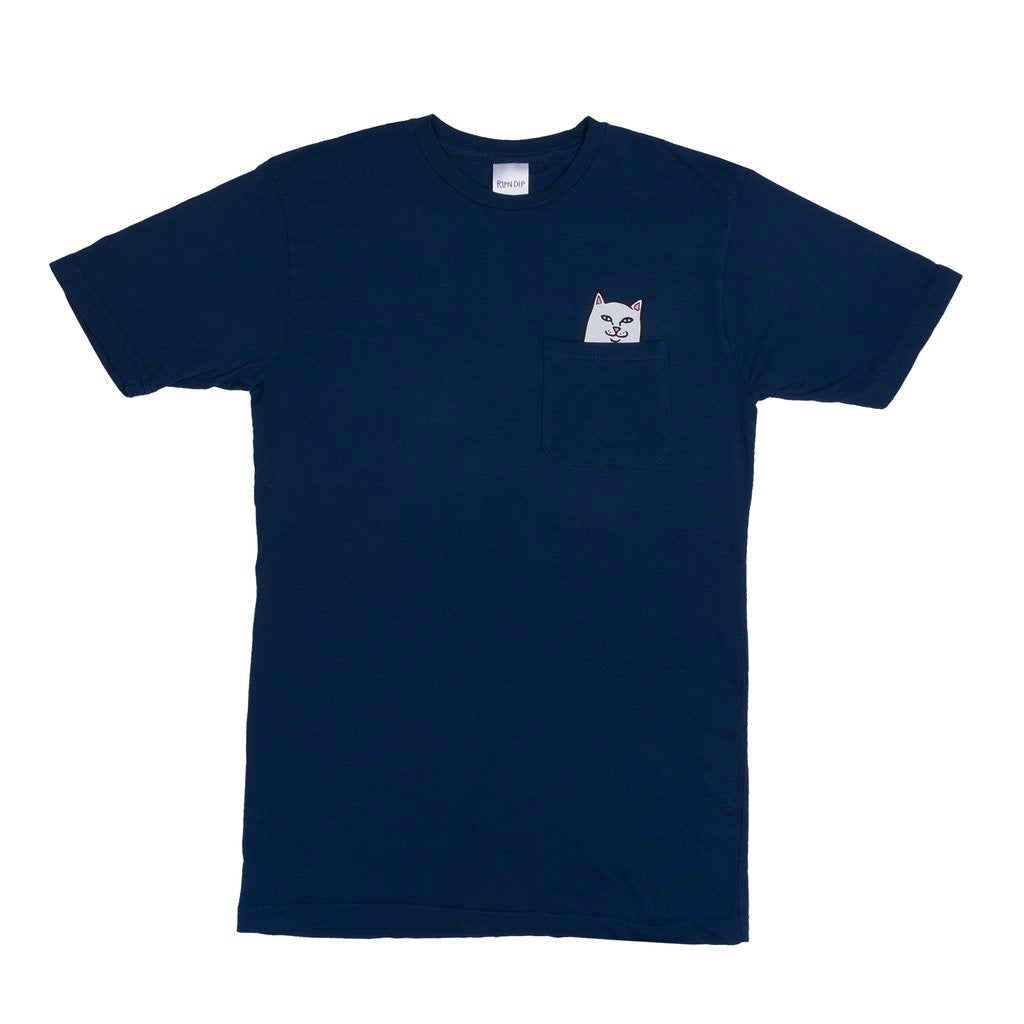 Lord Nermal Pocket Tee (Southern Blue)