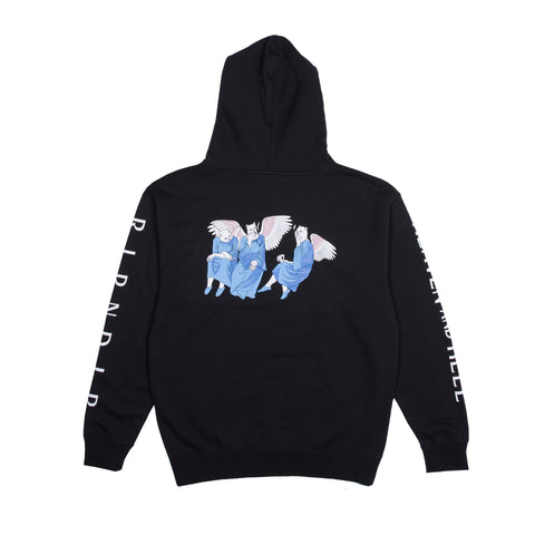 Heaven And Hell Hoodie (Black)