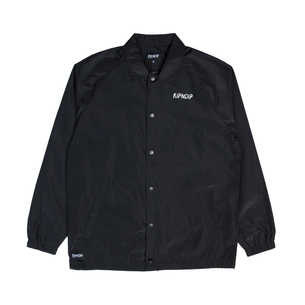 Coco Nermal Coaches Jacket (Black)