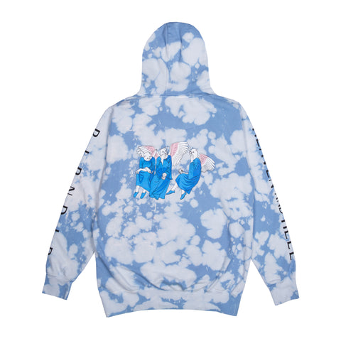 Heaven And Hell Hoodie (Cloud Wash)