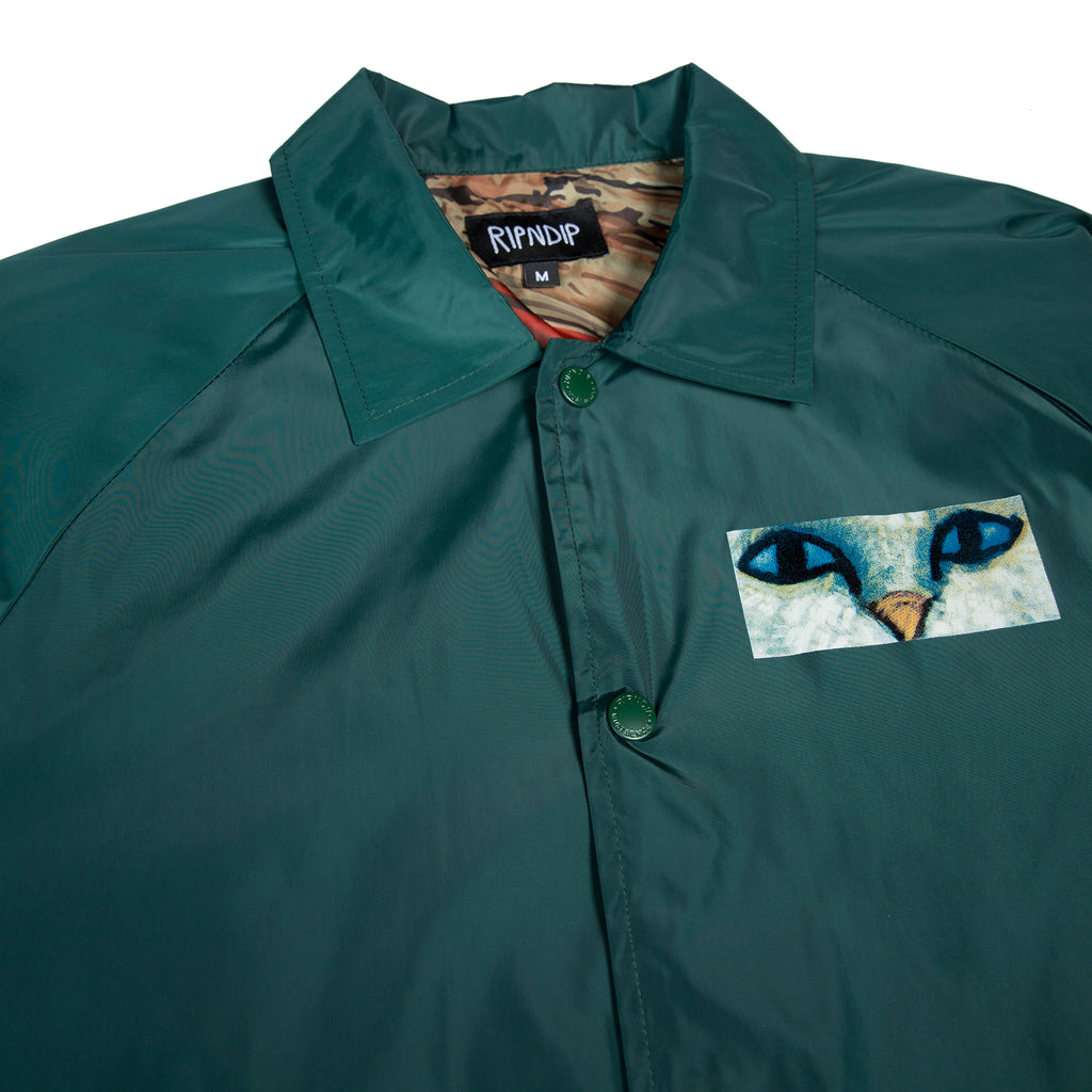 Van Nermal Coaches Jacket (Forest)
