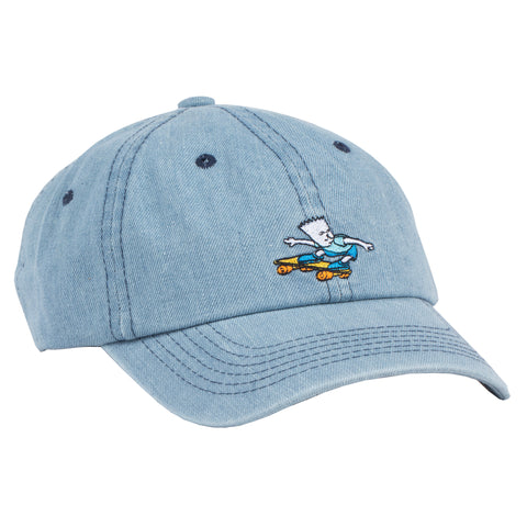 Catwabunga Dad Hat (Denim)