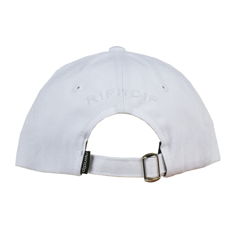 Catwabunga Dad Hat (White)