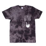 Falling For Nermal Pocket Tee (Black Wash)