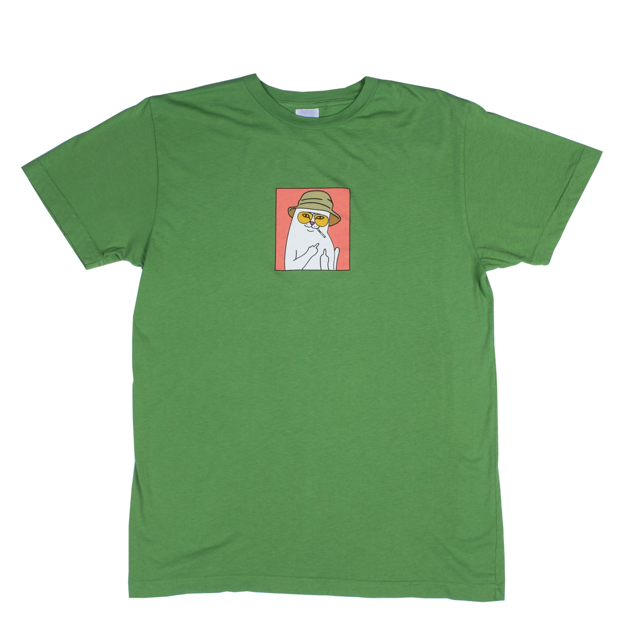 Nermal S. Thompson Tee (Olive)