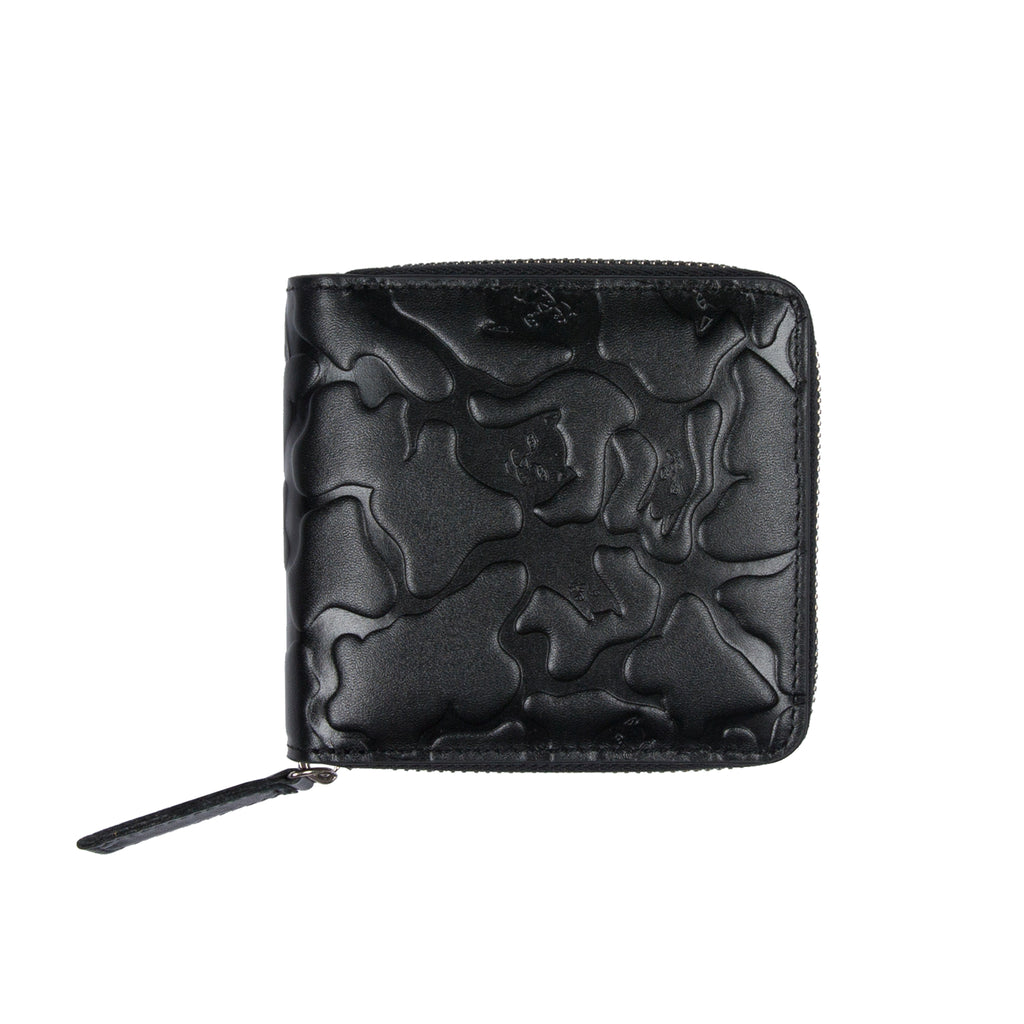 Jerm Camo Zip Wallet (Blackout Camo)