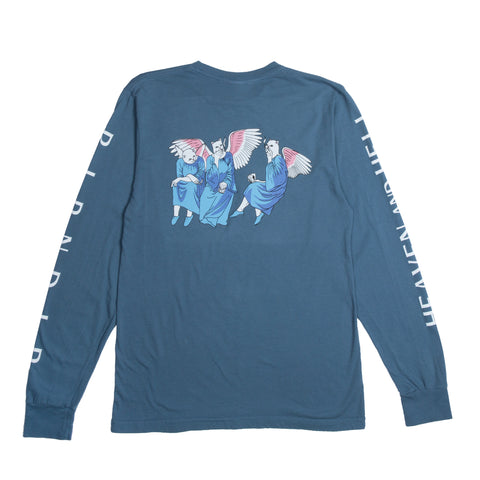Heaven And Hell L/S (Blue Steel)