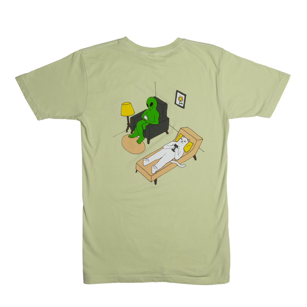 Therapy Tee (Sage Green)