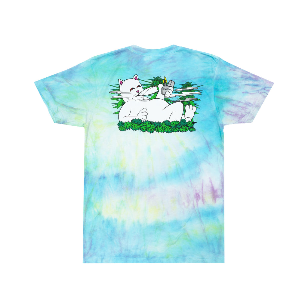 420 Years Tee (Purple/Blue/Yellow Tie Dye)