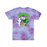 Bout Time Tee (Light Purple Lightning Wash)