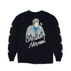 Sherlock Nermal L/S (Black)