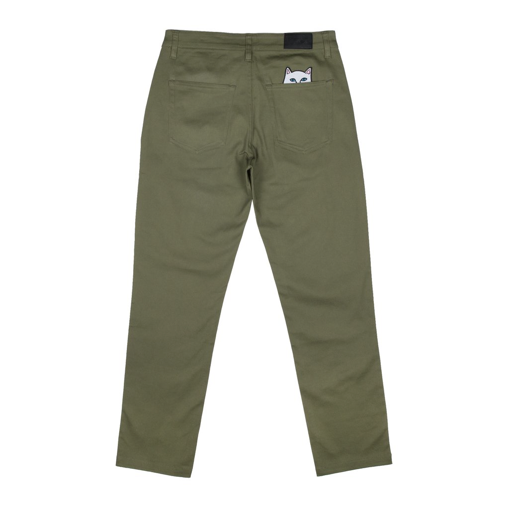Lord Nermal Pants (Olive)