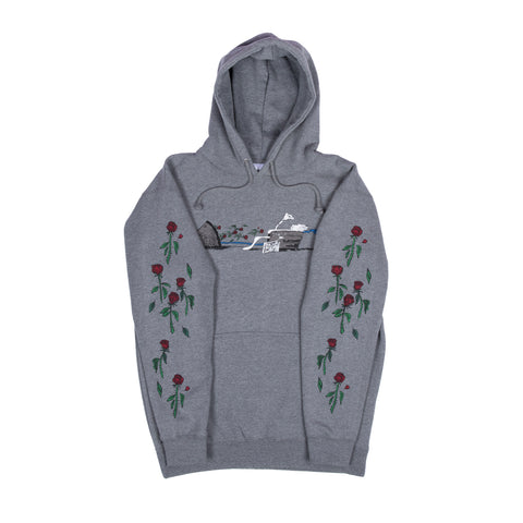 Maxnerm Hoodie (Heather Gray)