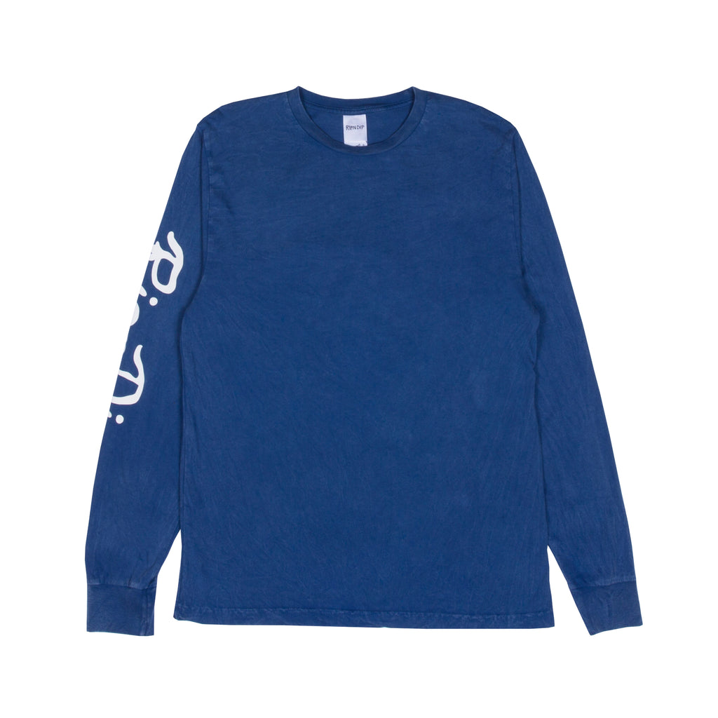 Nermal Lisa L/S (Blue Mineral Wash)