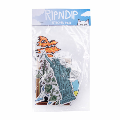 RIPNDIP Holiday 2017 Sticker Pack