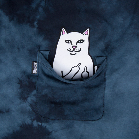 Lord Nermal Pocket L/S (Black Lightning Wash)