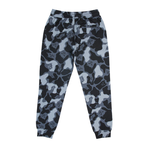 Nerm Camo Sweat Pants (Blackout Camo)