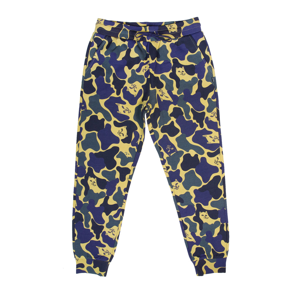 Nerm Camo Sweat Pants (Tropic Camo)