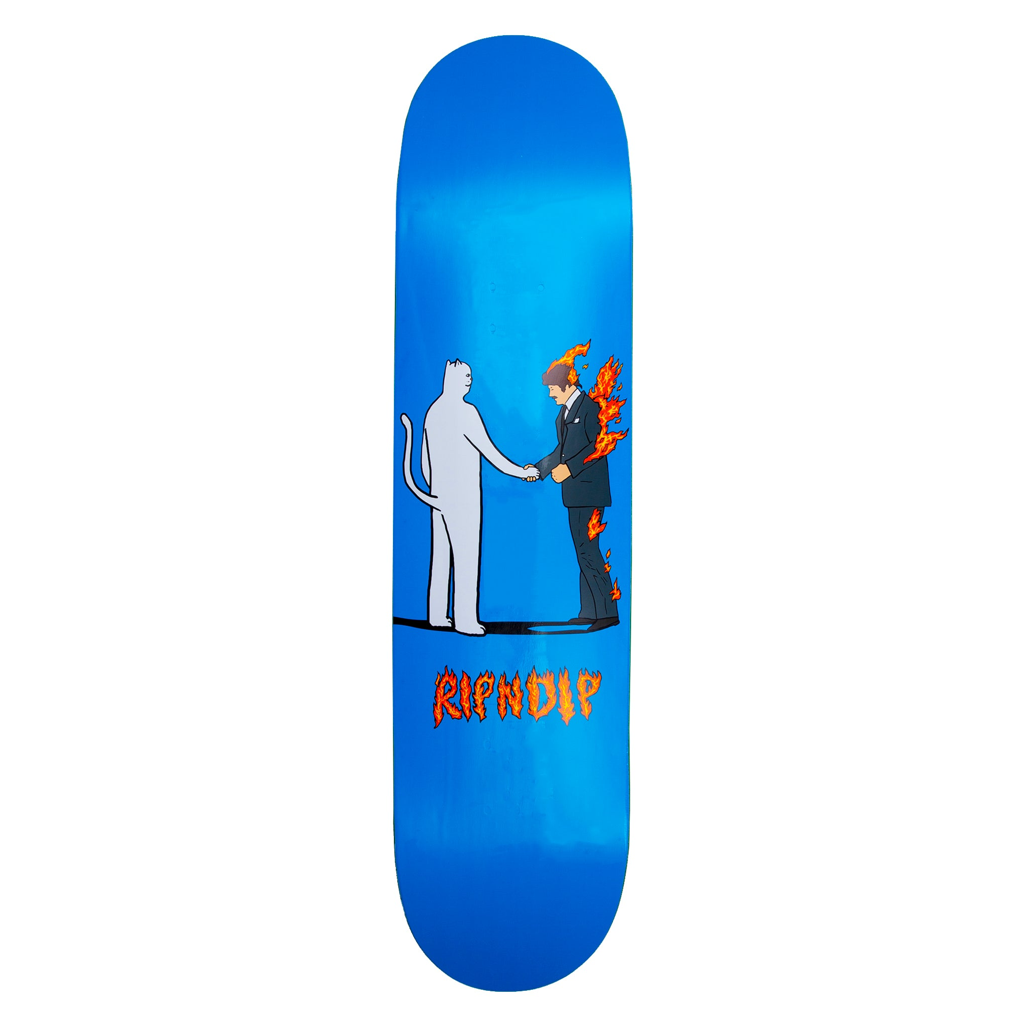 Burn Baby Burn Board (Blue)