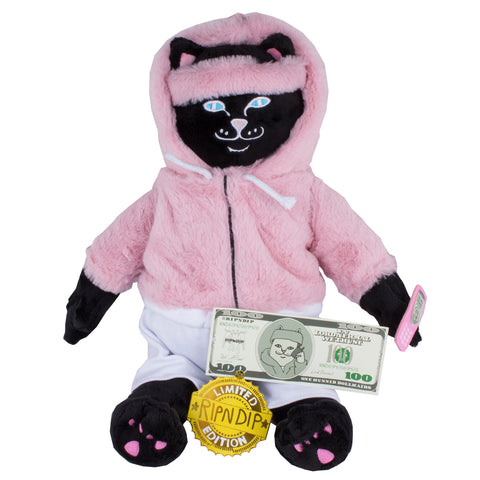 Killa Jerm Plush Doll (Black)