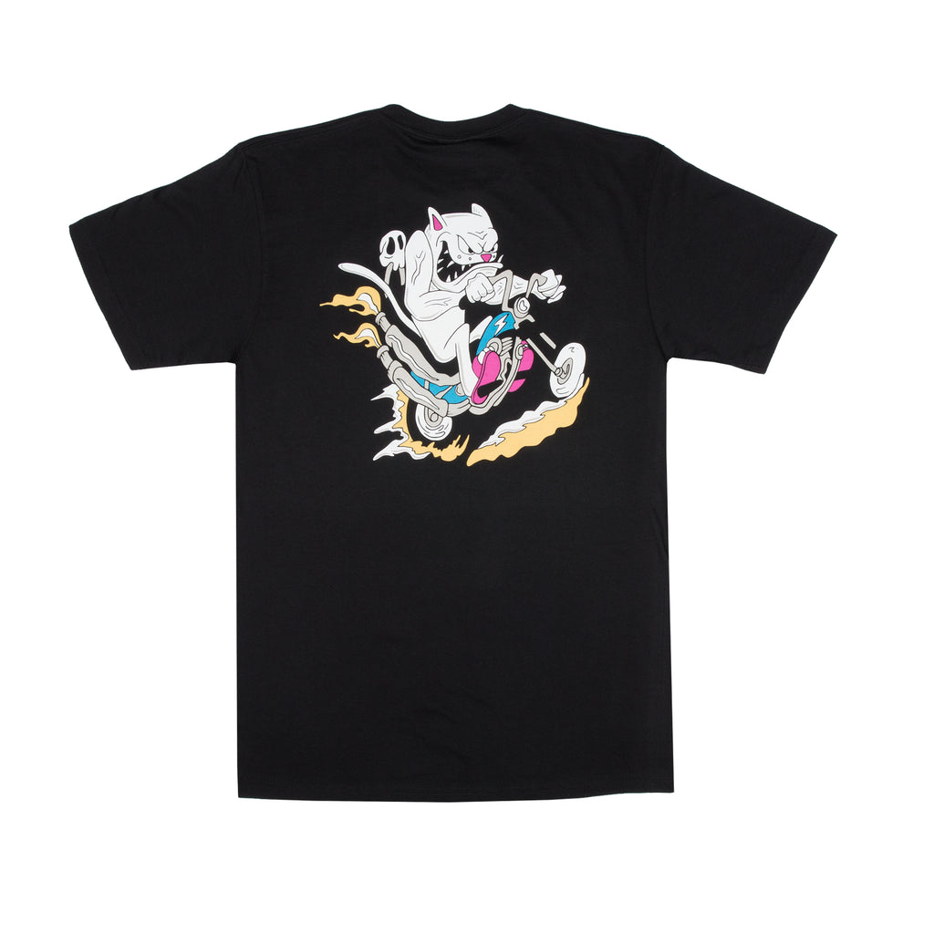 Nerm Gear Head Tee (Black)